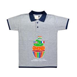 GGIS T-shirt Cupcake Print