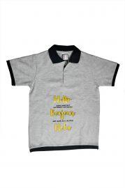 GGIS Tshirt Hello Print
