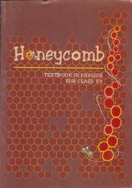 Honeycomb NCERT English Textbook Standard - 7 (With Transparent Binding)