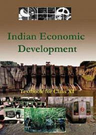 Indian Economic Development NCERT Textbook Standard - 11 (With Transparent Binding)