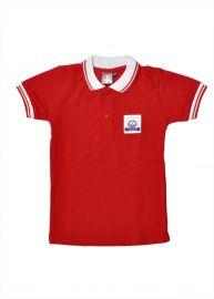 Lakshaya International School Sports Tshirt  (Nehru)