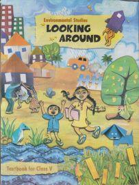 Looking Around NCERT Environmental Studies Textbook Standard - 5 (With Transparent Binding)