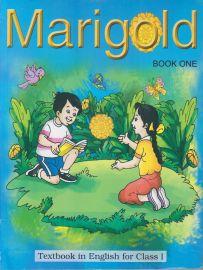 Marigold NCERT English Textbook Standard - 1 (With Transparent Binding)