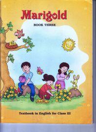 Marigold NCERT English Textbook Standard - 3 (With Transparent Binding)