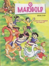 Marigold NCERT English Textbook Standard - 4 (With Transparent Binding)