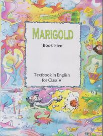 Marigold NCERT English Textbook Standard - 5 (With Transparent Binding)