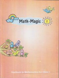 Math Magic NCERT Mathematics Textbook Standard - 1 (With Transparent Binding)