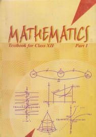 Mathematics - 1 NCERT Textbook Standard - 12 (With Transparent Binding)