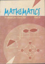 Mathematics-2 NCERT Textbook Standard - 12 (With Transparent Binding)