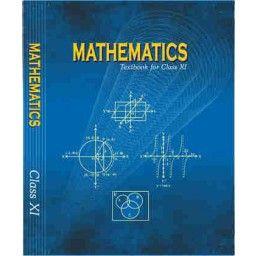 Mathematics NCERT Textbook Standard - 11 (With Transparent Binding)