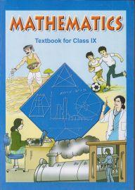 NCERT Mathematics Textbook Standard - 9 (With Transparent Binding)