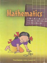 NCERT Mathematics Textbook Standard - 6 (With Transparent Binding)