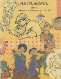 Math Magic NCERT Mathematics Textbook Standard - 3 (With Transparent Binding)