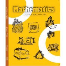NCERT Mathematics Textbook Standard - 8 (With Transparent Binding)