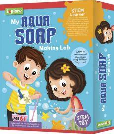 My Aqua Soap Making Lab Fun Educational DIY Activity Toy Kit