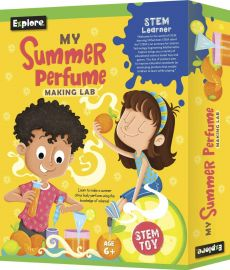 My Summer Perfume Making Lab Learning & Educational Activity Kit