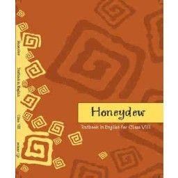Honeydew NCERT English Textbook Standard - 8 (With Transparent Binding)