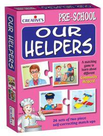 Creative's Our Helpers - Pre-School