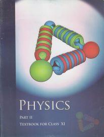 Physics-2 NCERT Textbook Standard - 11 (With Transparent Binding)