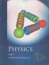 Physics Part - 1 NCERT Textbook Standard - 11 (With Transparent Binding)