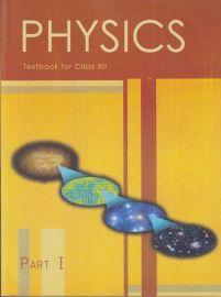 Physics-1 NCERT Textbook Standard - 12 (With Transparent Binding)