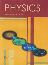 Physics-2 NCERT Textbook Standard - 12 (With Transparent Binding)
