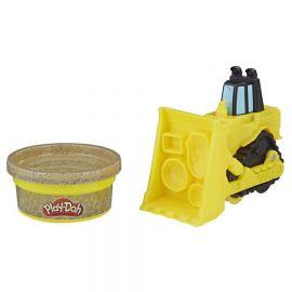 Play-Doh Wheels Mini Bulldozer with Play-Doh Stone