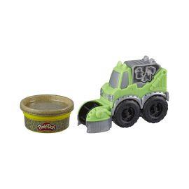 Play-Doh Wheels Mini Vehicles - Street Sweeper