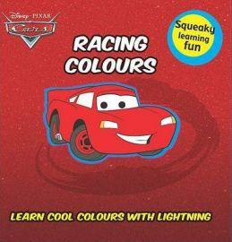 Disney Squeaky Board Book - Cars