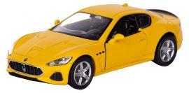 RMZ Maserati Granturismo (Matte Yellow)