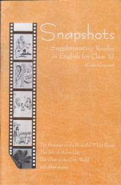 Snapshot NCERT Supplementary Reader English Textbook Standard - 11 (With Transparent Binding)