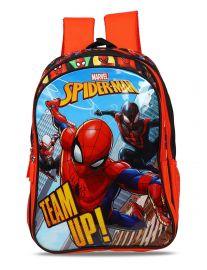 Spiderman Team Up School Bag 41 Cm