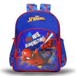 Spiderman Web Slinging School Bag 41 Cm