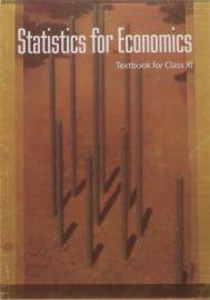 Statistics For Economics NCERT Textbook Standard - 11 (With Transparent Binding)