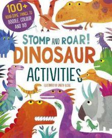 Stomp and Roar! Dinosaur Activities