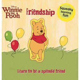 Disney Squeaky Board Book - Winnie the Pooh