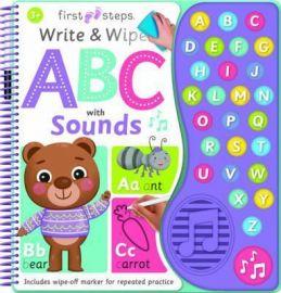 First Steps Write & Wipe ABC
